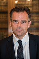 Stéphane ADLER, Vice Président. Nommé En 2003 Notaire à Paris.
