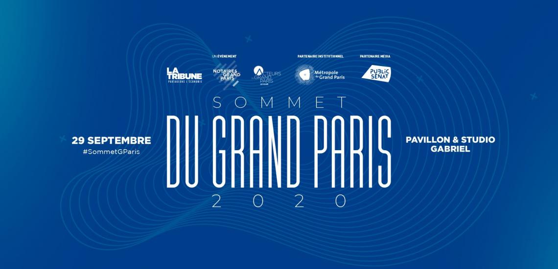Sommet du Grand Paris | 29 septembre 2020