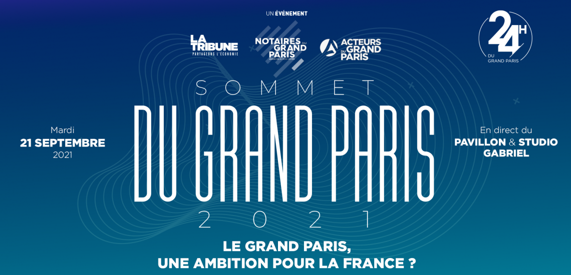 Nouvelle édition du Sommet du Grand Paris à l'occasion des 24h du Grand Paris